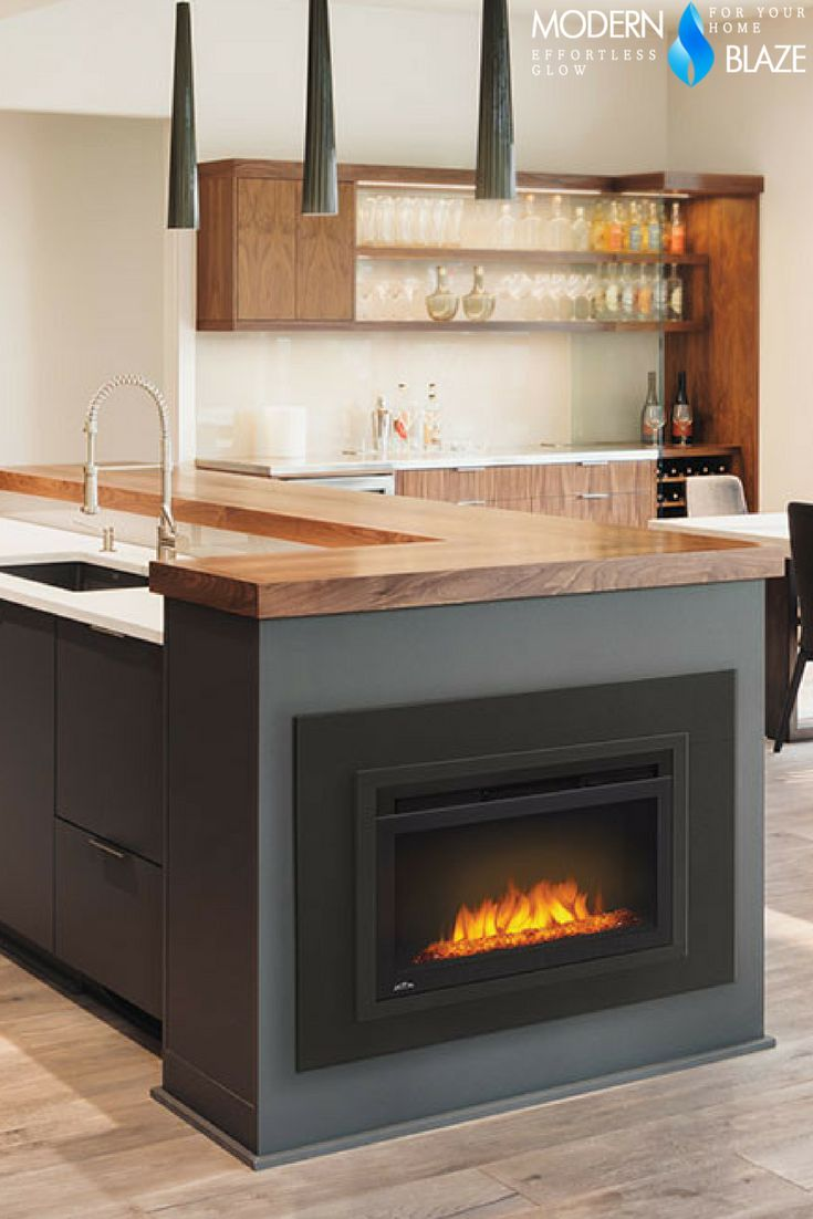 "Kingsman Gas Fireplace Inspirational Napoleon Cinema™ 24"" Built In Electric Firebox Nefb24h 3a"