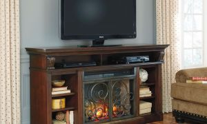 18 Lovely Large Entertainment Center with Fireplace