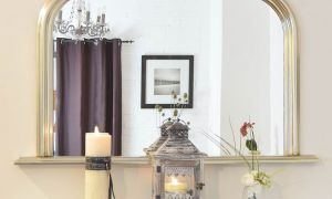 29 Inspirational Large Mirror Over Fireplace