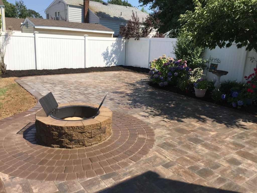 patio designs with fire pit unique 42 must see essential awesome paver patio with fire pit of patio designs with fire pit
