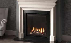 13 Beautiful Limestone Fireplace