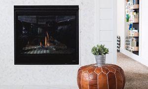13 Beautiful Linear Fireplace with Mantel