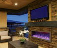 Linear Fireplace with Tv Above Fresh Pin On Fireplaces & Tv