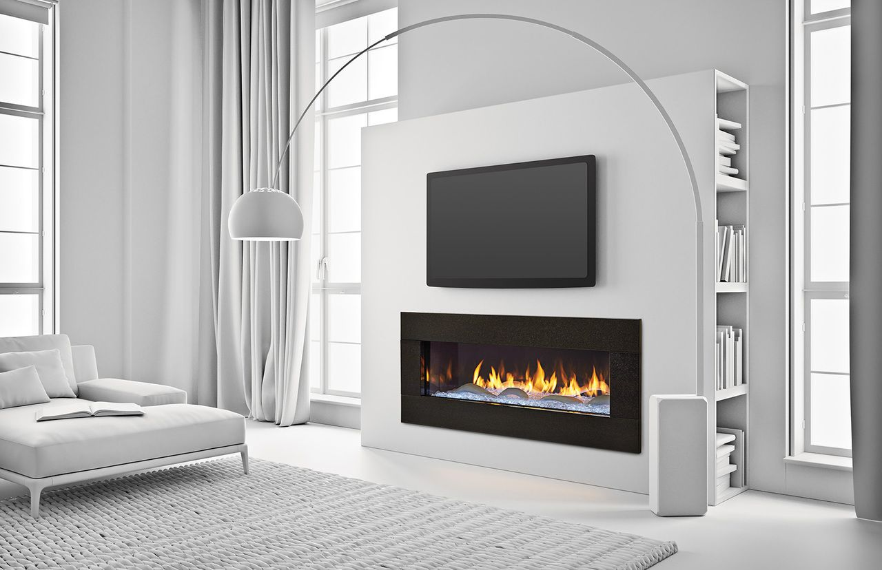 Linear Fireplace with Tv Above Inspirational Primo 48 Fireplace