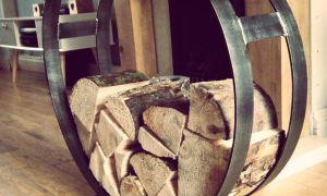 29 Awesome Log Holder for Inside Fireplace