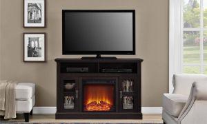 12 Beautiful Long Fireplace Tv Stand