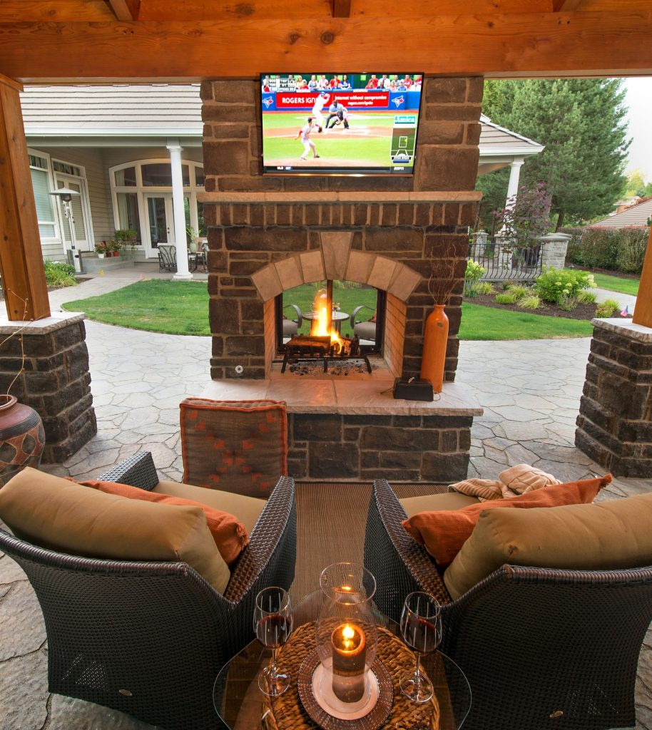 two sided outdoor fireplace luxury double sided outdoor fireplace designs fireplace ideas of two sided outdoor fireplace