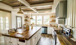 21 Elegant Lulamae Farmhouse with Fireplace