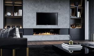 11 Beautiful Luxury Fireplace