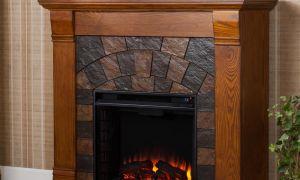 25 Inspirational Mahogany Electric Fireplace