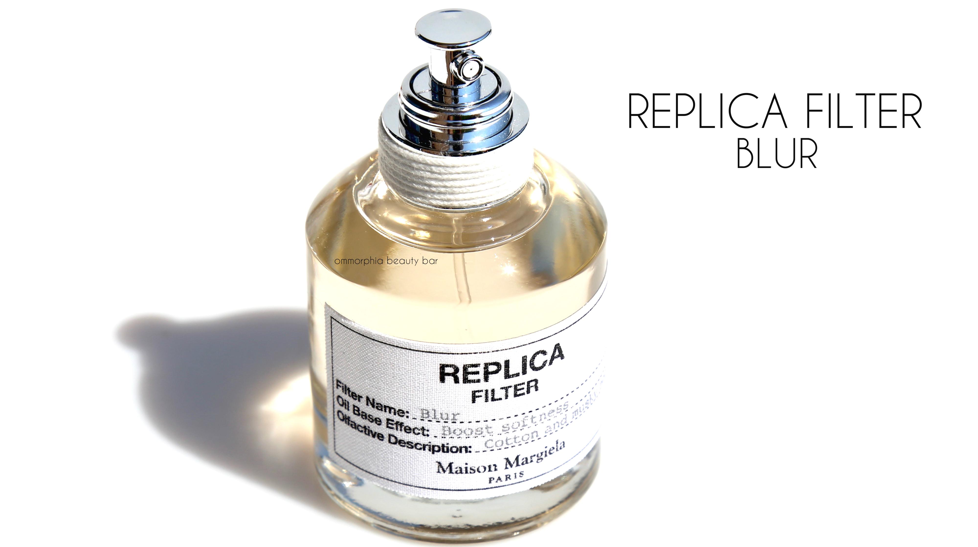 Replica Filter Blur