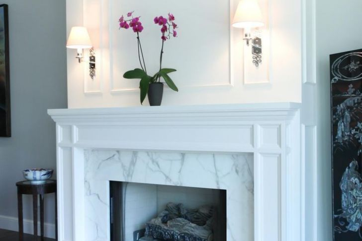 Marble Fireplace Surround Ideas Elegant Down Stairs Remodel Downstairs Remodel