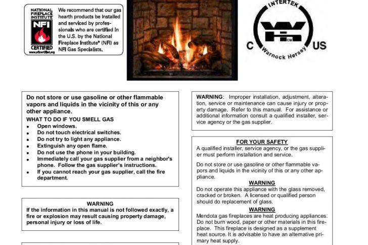 Mendota Fireplace Parts Lovely Mendota Gas Fireplaces by Smoke Fire issuu