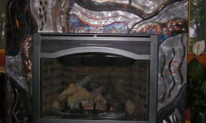 19 Best Of Metal Fireplace Surround