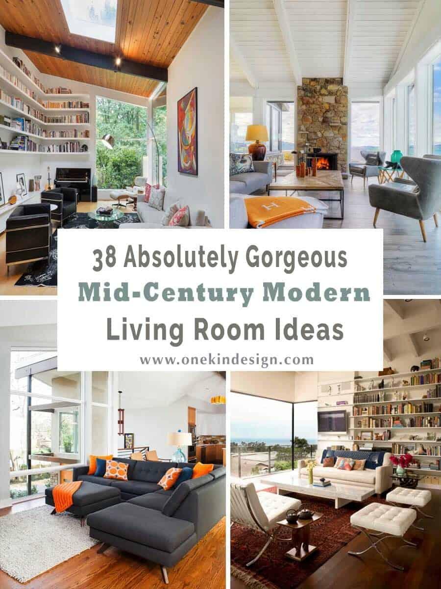 Mid Century Modern Living Room Ideas 00 1 Kindesign