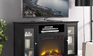 17 Best Of Mirrored Fireplace Tv Stand