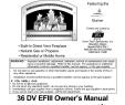Montigo Fireplace Parts Luxury Montigo 36dv Sh Owner S Manual