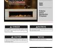Montigo Fireplace Parts New Montigo R620 Specifications