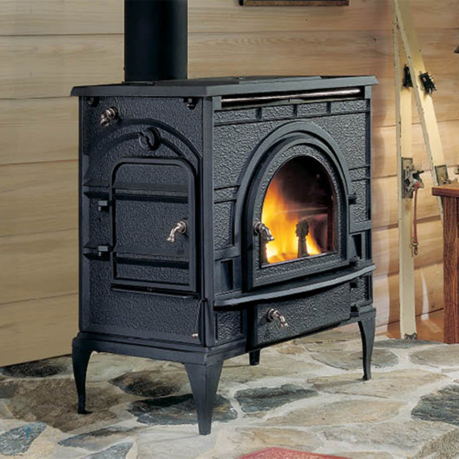 Most Efficient Fireplace Lovely Majestic Dutchwest Catalytic Wood Stove Ned220