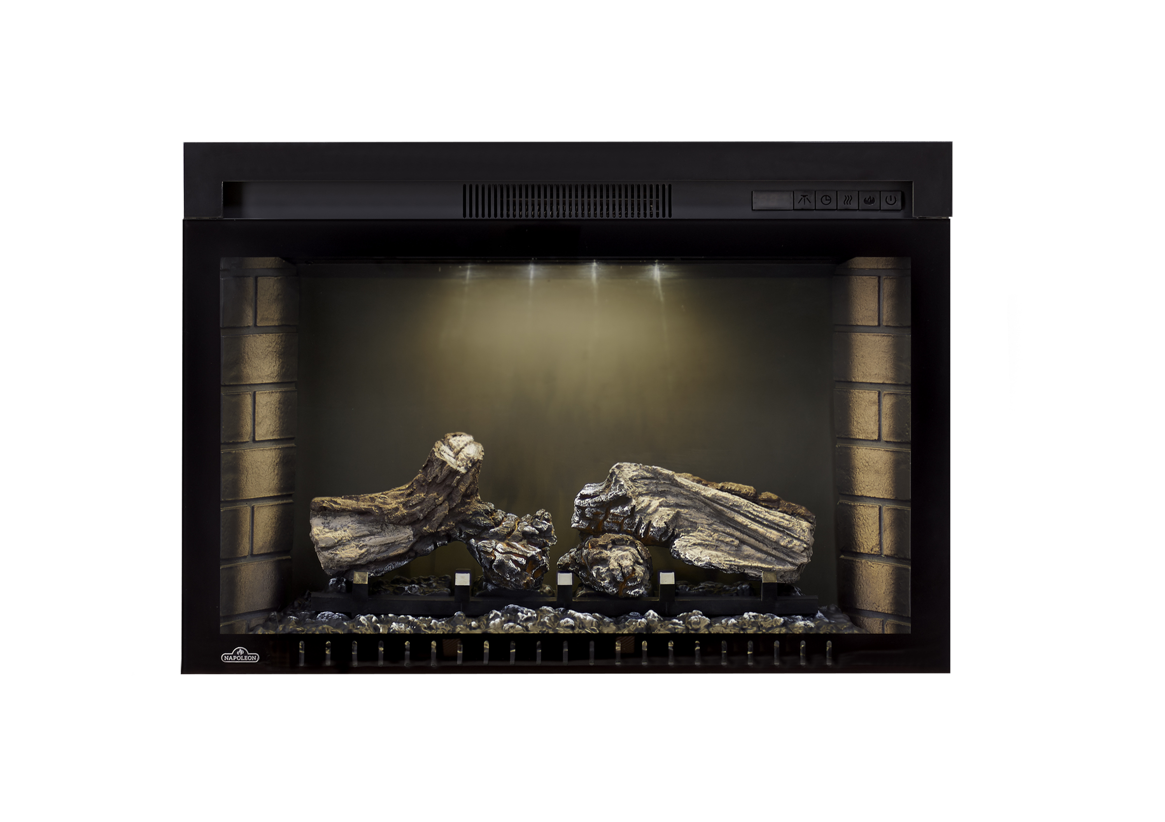 Cinema 29 straight nightlight only napoleon fireplaces