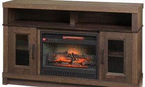 29 Luxury Oak Fireplace Tv Stand