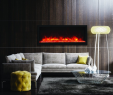 Outdoor Electric Fireplace Unique Remii Built In Series Extra Tall Indoor Outdoor Electric