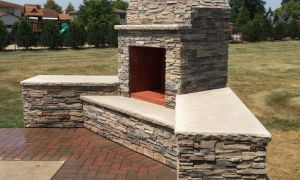 10 New Outdoor Fireplace Ideas Diy