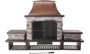 14 Lovely Outdoor Fireplace Plans Pdf