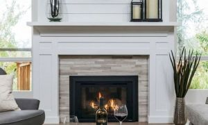 22 Beautiful Over the Fireplace Decor