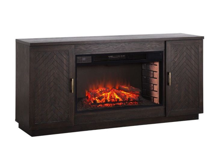 "Oversized Electric Fireplace Fresh Lantoni 33"" Widescreen Electric Fireplace Tv Stand White"