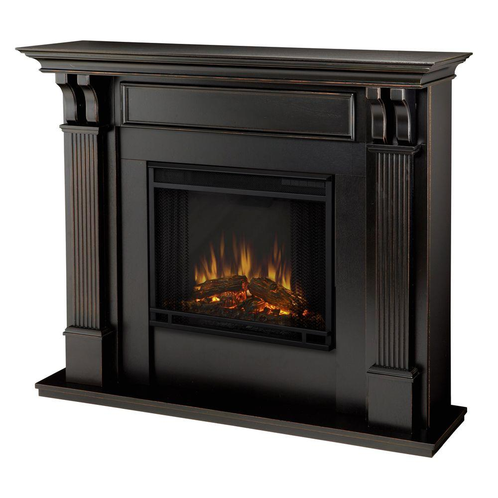 black real flame freestanding electric fireplaces 7100e bw 64 1000