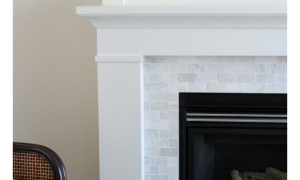 20 Fresh Paint Marble Fireplace