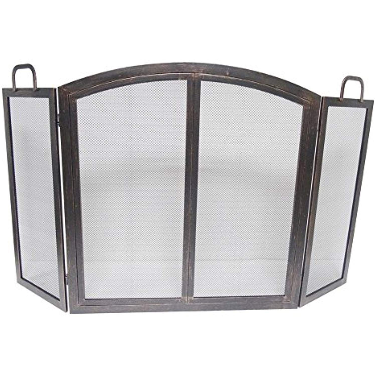 Pilgrim Fireplace Screens Elegant Home Decorators Collection Oil Rubbed Bronze 55 In Brixton