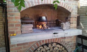 27 Luxury Pizza Oven Fireplace Combo