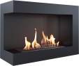 Planika Fireplace Inspirational Biokominek Delta 700 Lewy Producent Kratki Kod