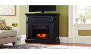 16 Inspirational Portable Fireplace with Mantel
