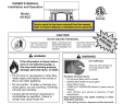 Prefab Fireplace Insert Luxury Quadra Fire 41i Acc Owner S Manual