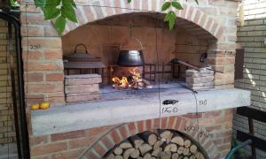22 Lovely Premade Outdoor Fireplace