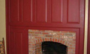 22 Elegant Primitive Fireplace