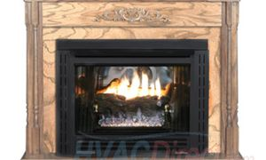 17 Luxury Propane Corner Fireplace Ventless