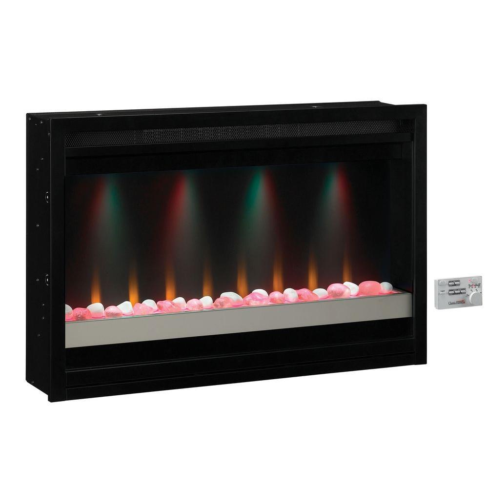 spectrafire electric fireplace inserts 36eb111 grc 64 1000