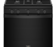Propane Fireplace Insert Lowes Luxury 5 Burner 5 Cu Ft Self Cleaning Freestanding Gas Range Black Mon 30 In Actual 29 875 In