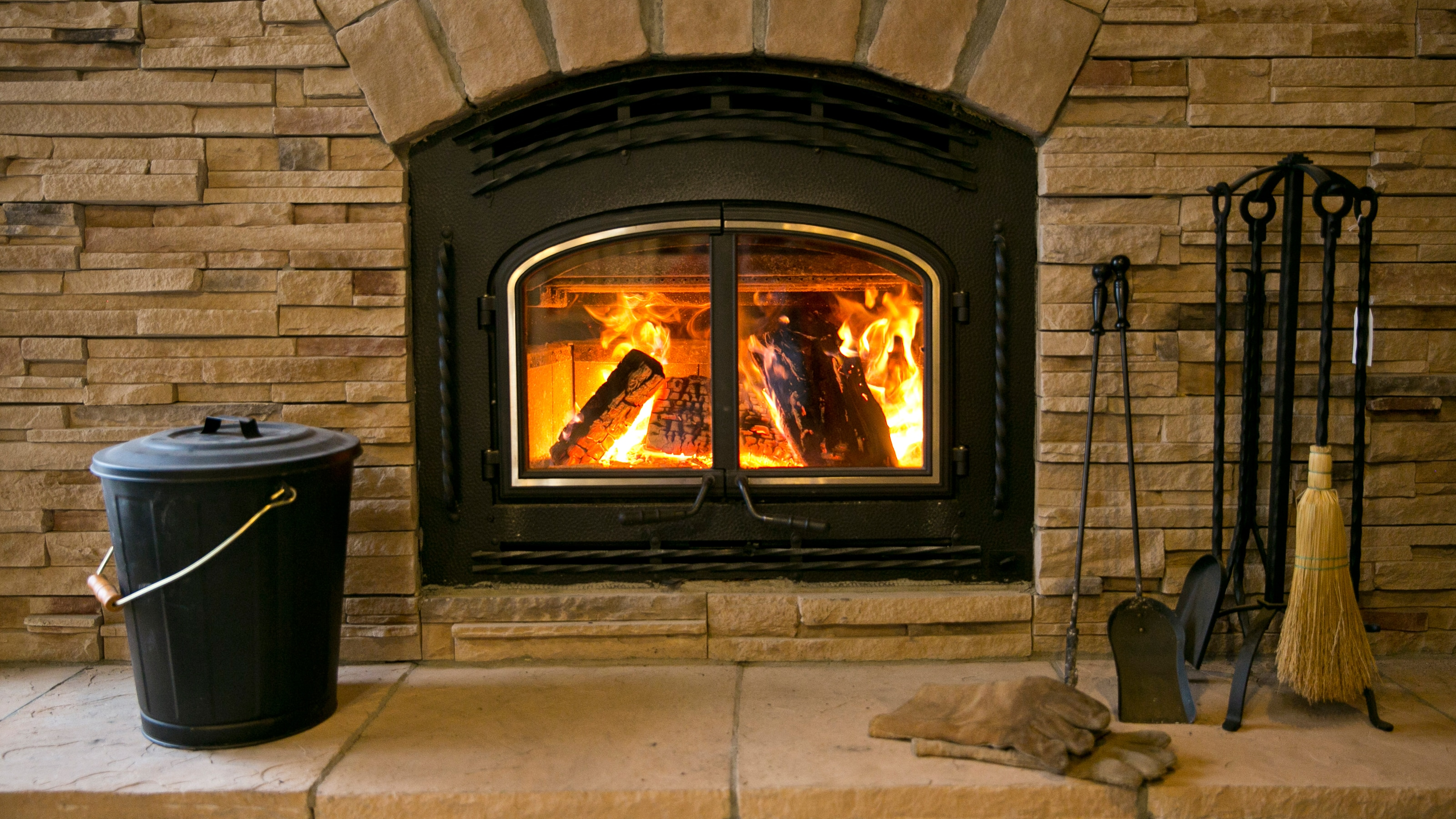 Pros and Cons Of Ventless Gas Fireplaces New How to Convert A Gas Fireplace to Wood Burning