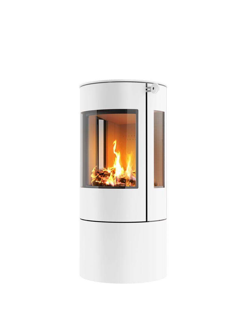 Rais Fireplace Unique Rais Viva Classic 100 L White Corian Handle
