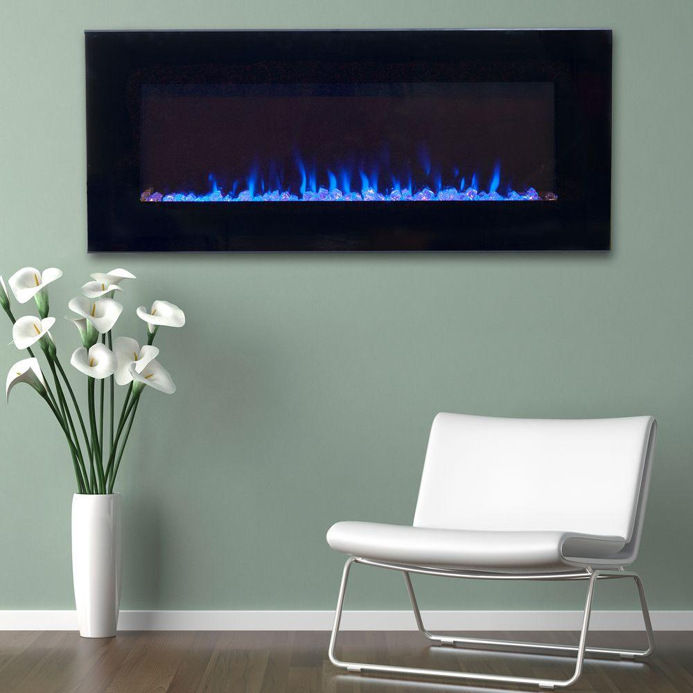 black northwest wall mounted electric fireplaces 80 2000a 42 64 1000