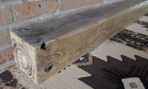 30 Inspirational Reclaimed Fireplace Mantel