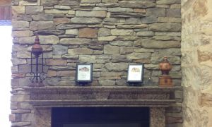 14 Beautiful Redo Stone Fireplace