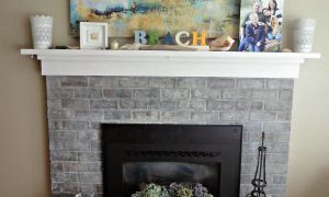 16 Fresh Refacing Brick Fireplace