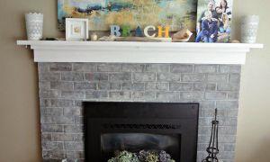 21 Unique Renovate Brick Fireplace