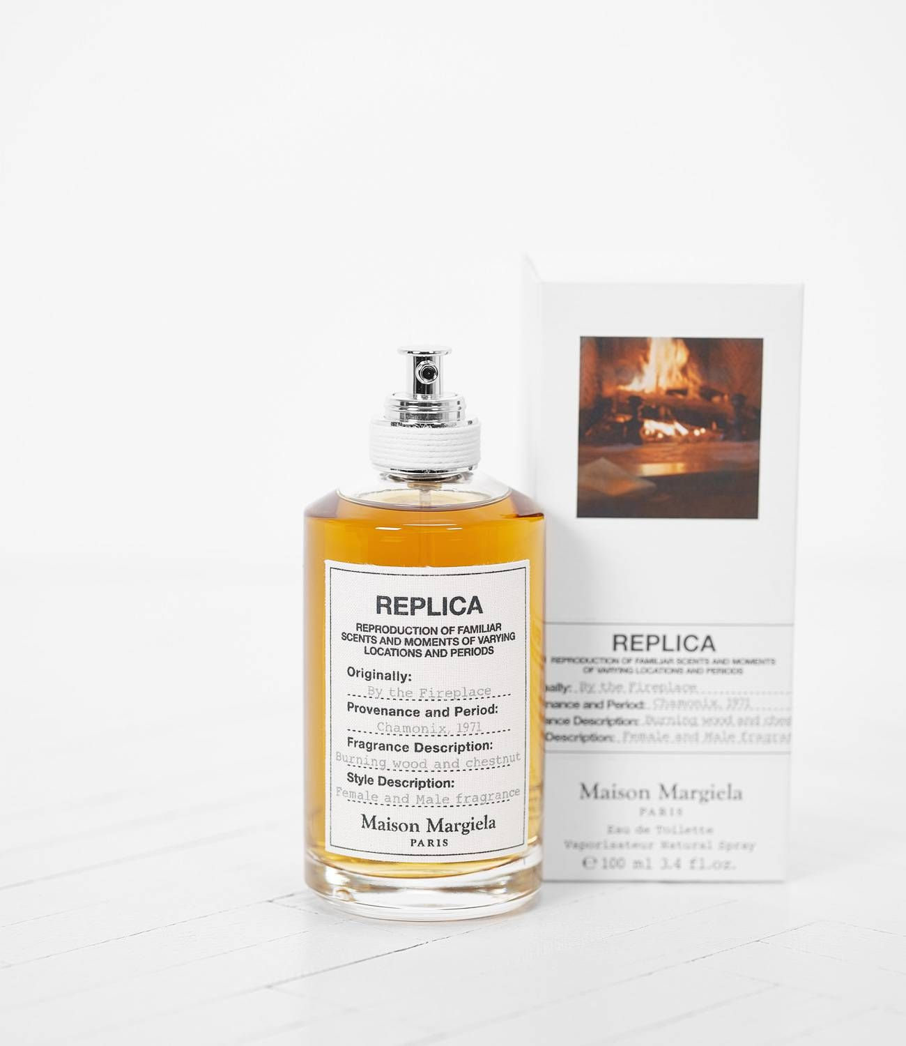 Replica Perfume by the Fireplace Awesome Replica by the Fireplace by Margiela Wishlist